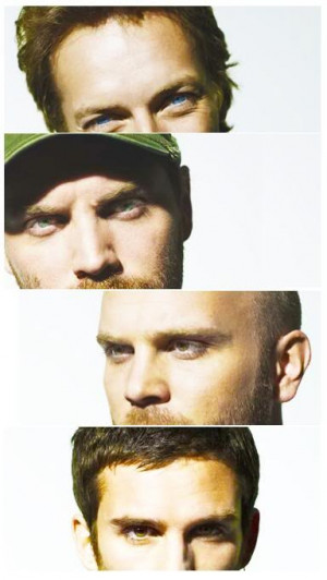 ... Martin, Jonny Buckland, Will Champion, & Guy Berryman AKA COLDPLAY