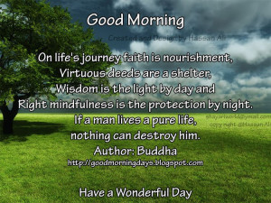 Good Morning Quotes for 07-05-2010