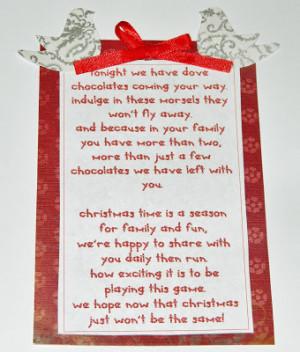 santa claus y invitations kneeling santa poem funny secret santa poems