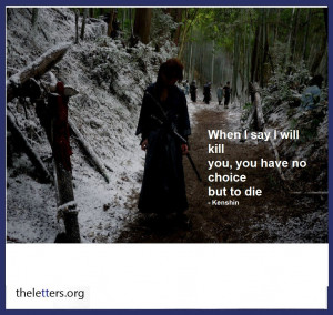 More Rurouni Kenshin Quotes | Quotes from Samurai X