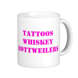 Whiskey Quotes Mugs
