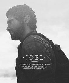 Joel | The Last Of Us - Yet another awesome game that would be great ...