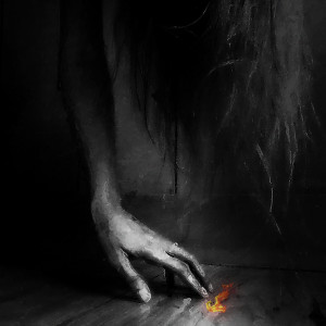 The artist must create a spark before he can make a fire and before ...