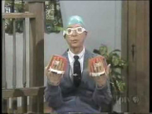 Mister Rogers is creepy