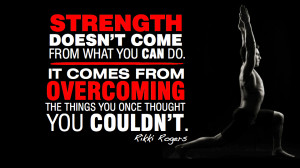 Inspirational Fitness Quotes Images
