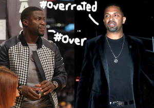 Kevin Hart & Mike Epps Throw Down HARD! See Their Vicious Twitter Feud ...