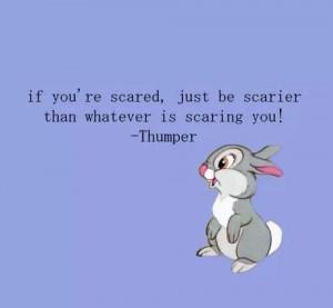 Disney Thumper quote