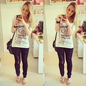 Girl Instagram Image Favim