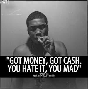 Kushandwizdom Quotes Meek Mill picture