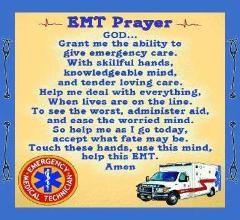 Emt Prayer, Param Quotes, Paramedics Quotes, Funny Quotes