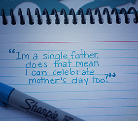 Fathers Quotes And Sayings Quotes about single dad