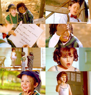Dear Darla, I hate your stinking guts, you make me vomit. You're the ...
