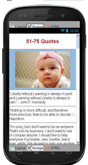 Best Freedom Quotes