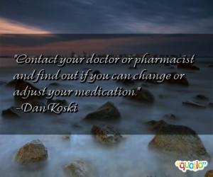 Pharmacist Quotes
