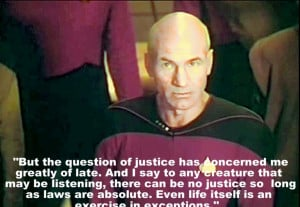 Best of Captain Picard Quotes