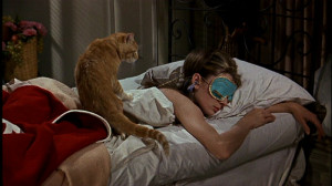 Watch the opening scene from Breakfast at Tiffany's