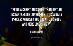 Being Christian Quotes