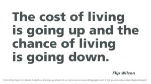Flip Wilson - Dirty Yoga 57 #quotes