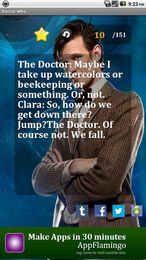 Doctor Who Quotes Inspirational