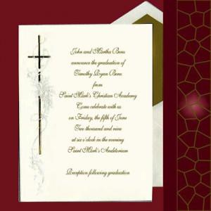 christian graduation poems