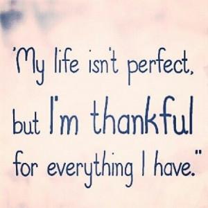 thankful! X