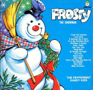 Frosty The Snowman Happy Birthday Sound Frosty the snowman