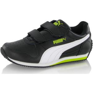 Puma Fieldsprint Velcro noir