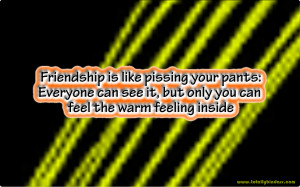Funny friendship quotes picture . friendship quotes