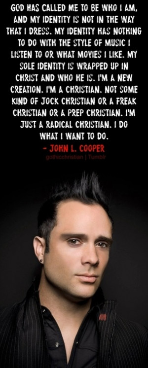 ... Favorite Quotes, John Cooper, Skillet Band Quotes, Inspiration Quotes