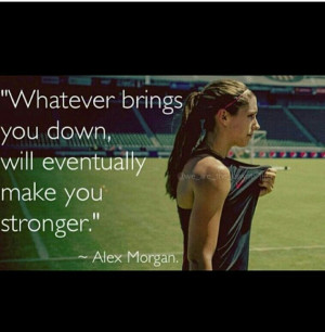 Alex Morgan Quotes