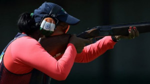 Gagan Narang | Finished | Fifth Position | Shooting World Cup ...