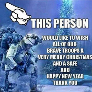Thank you for your service!!