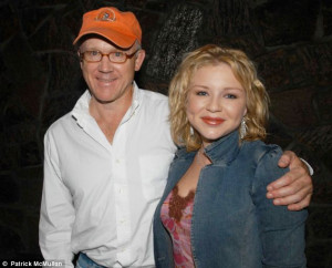 times: Casey is pictured with her father, Jets owner Woody Johnson ...