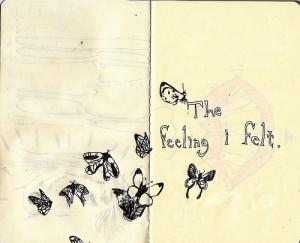 butterfly #feelings #butterfly feeling #feelings I felt #nervous ...