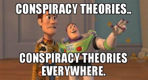 conspiracy theories everywhere How Conspiracy Theories Go Viral On ...