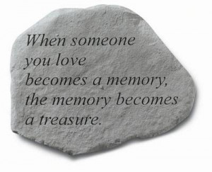Treasure Stone - Thoughtfull quotes Picture