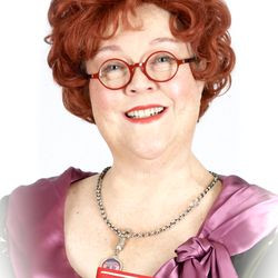 Kathy Kinney Perhaps Best Know For Her Role The Pugnacious Mimi