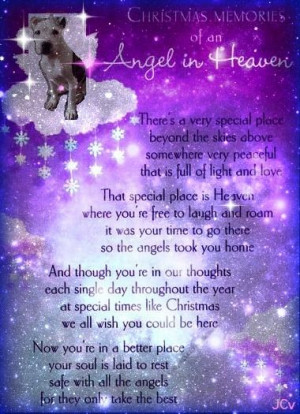For my Angels in Heaven ♥♥