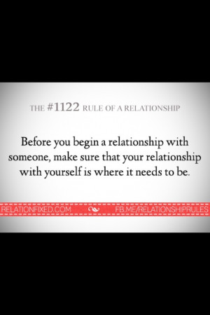 Relationship rules wise quote