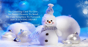 Cute Merry Christmas Quotes with Images 2014