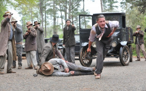 ... Lawless, the upcoming drama movie starring Shia LaBeouf and Tom Hardy