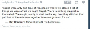Fahrenheit 451 Part 3 With Page Numbers ~ Quotes From Fahrenheit 451 ...