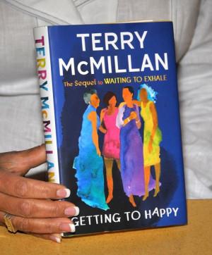Terry McMillan Books