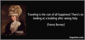 More Fanny Burney Quotes