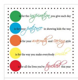 poem.: Teacher Appreciation, Appreciation Mm, Ms Poems, Teacher Poems ...