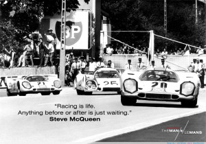 Steve McQueen motivational inspirational love life quotes sayings ...