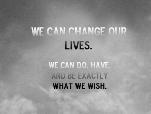 Tony Robbins Quotes, we can change our lives