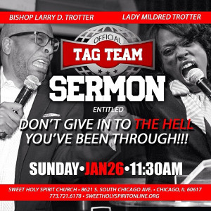 Bishop Larry Trotter And
