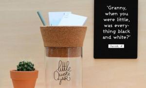 Little Quote Jar: uitspraken in een potje