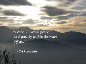 Seven Steps to Inner Peace | Sri Chinmoy Inspiration